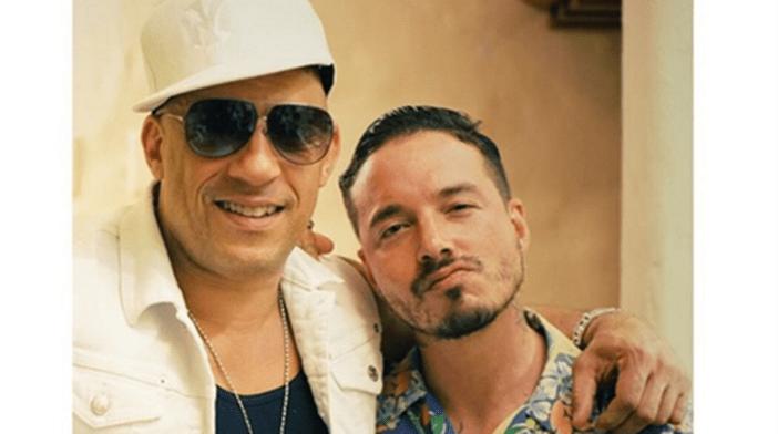 Vin Diesel sorprendió a J Balvin en pleno concierto