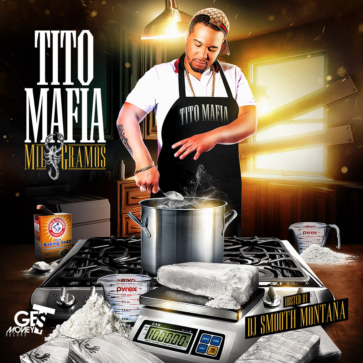Tito Mafia – Mil Gramos (Vol.1 Hosted By Dj Smooth Montana)