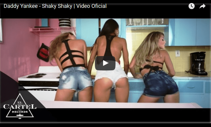 Daddy Yankee – Shaky Shaky | Video Oficial