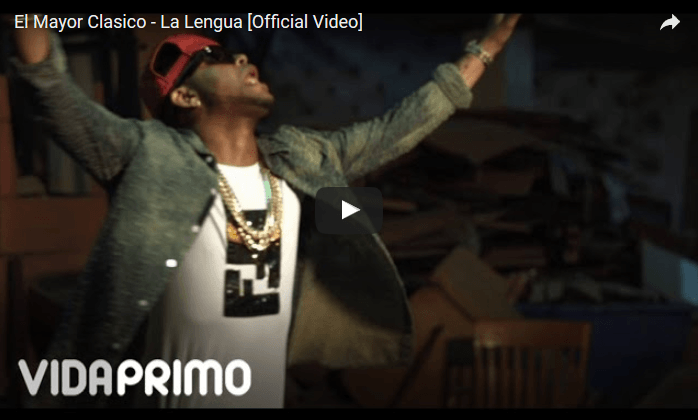 El Mayor Clasico – La Lengua [Official Video]