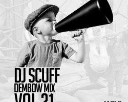 Dj Scuff – Dembow Mix Vol. 21