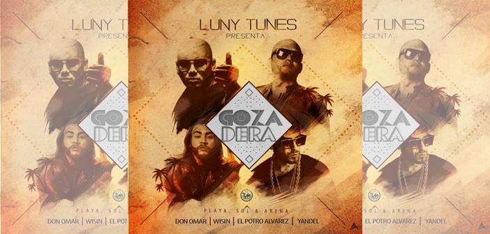 Don Omar Ft. Wisin, El Potro Alvarez Y Yandel – Gozadera