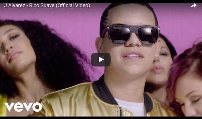 J Alvarez – Rico Suave (Official Video)