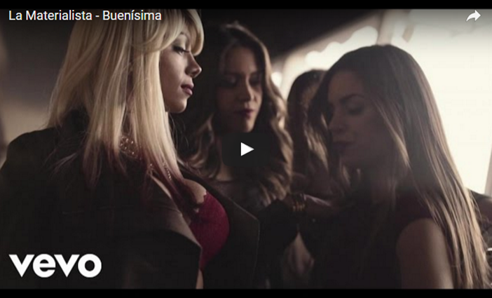 La Materialista – Buenísima (Official Video)