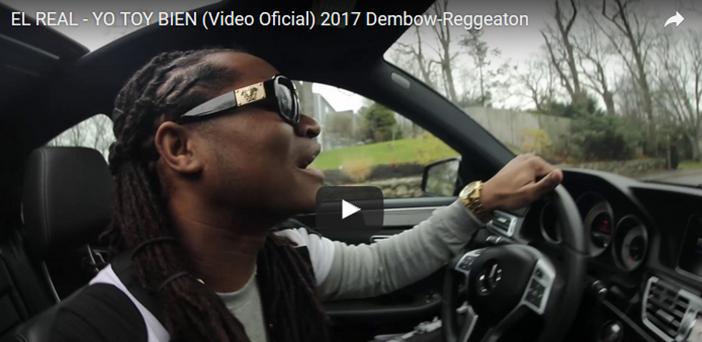 ESTRENO MUNDIAL: EL REAL – YO TOY BIEN (Video Oficial) 2017 Dembow-Reggeaton LasuperUrbana.com