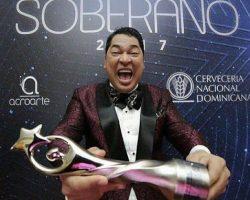Los principales ganadores en Premios Soberano