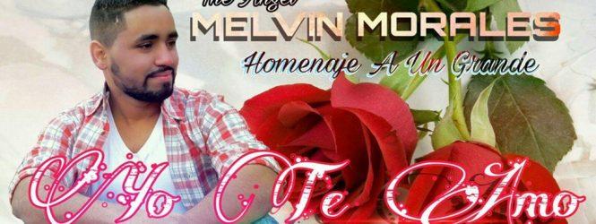 Lo Nuevo: The Angel Melvin Morales – Yo Te Amo